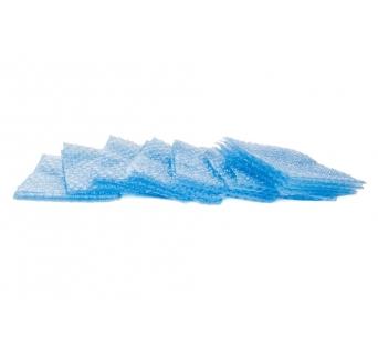 Burbulinės plėvelės maišeliai 150x150mm+40mm (antistatiniai)