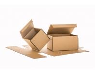 Greitai surenkamos dėžės - 0470 konstrukcija