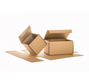 Greitai surenkamos dėžės - 0470 konstrukcija 370x140x270 (B banga)