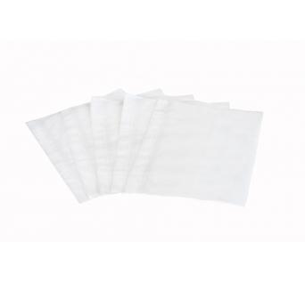 Lipnūs (permatomi) vokai dokumentams C5 160x225+15mm