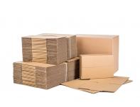 Pakavimo dėžės iš 5 sluoksnių gofruoto kartono