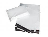 Kurjeriniai (plastikiniai) vokai po 1 vienetą 175x255+50mm (50mkr.)